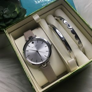 BRAND NEW KATE SPADE Watch With Bangles